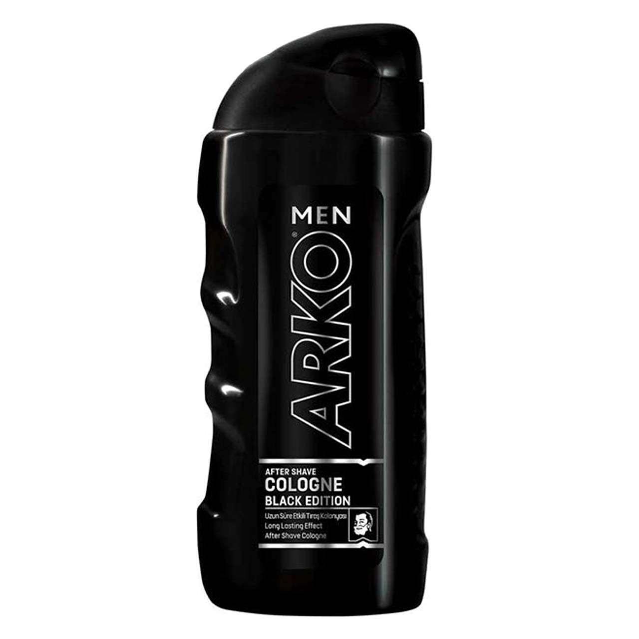 تصویر افتر شیو آرکو من مدل Black Edition حجم 250 میل ARKO MEN  Black Edition After Shave 250ml