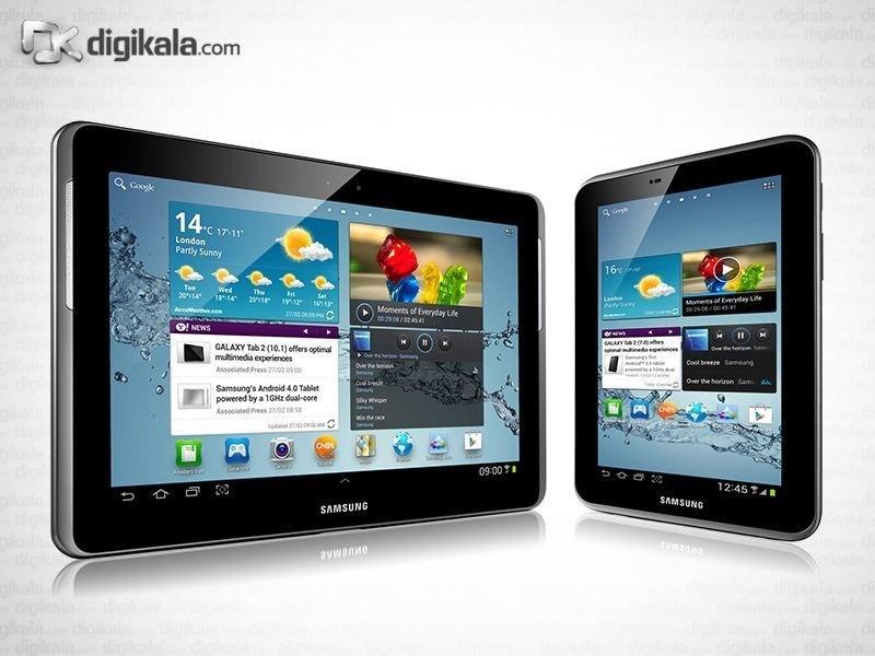 img تبلت سامسونگ گلاکسي تب 2 7 پي 3100 - 8 گيگابايت Samsung Galaxy Tab 2 7.0 P3100 - 8GB