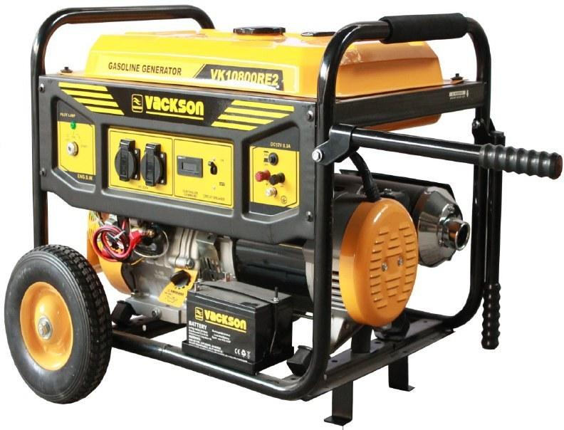 تصویر موتور برق vakson 8kw