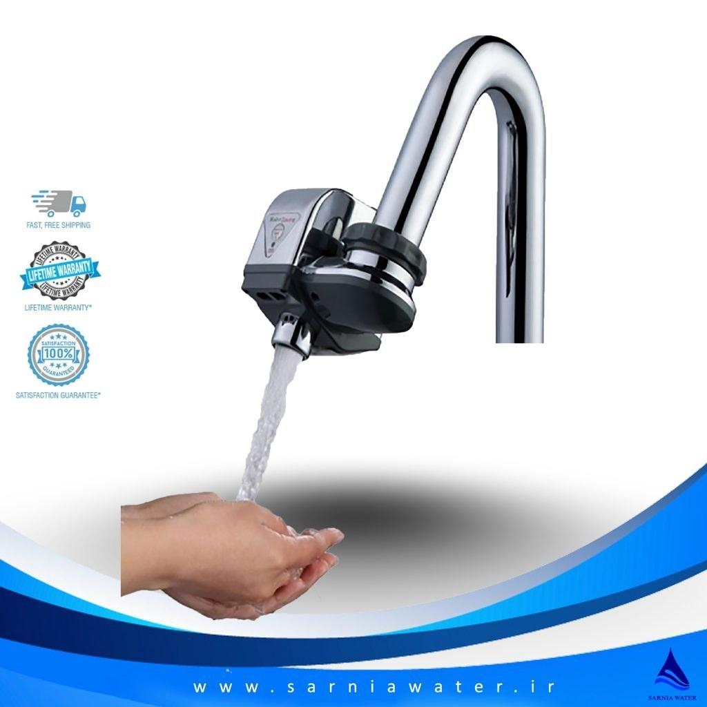 تصویر شیر آب چشمی اتوماتیک