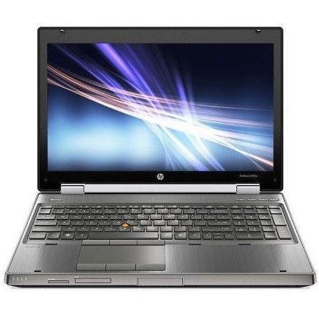لپ تاپ HP مدل Workstation 8560w