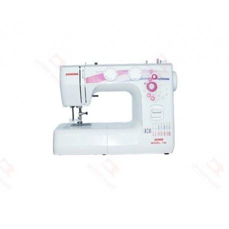 main images چرخ خیاطی ژانومه JUNO 740 Janome JUNO 740 Sewing Machine
