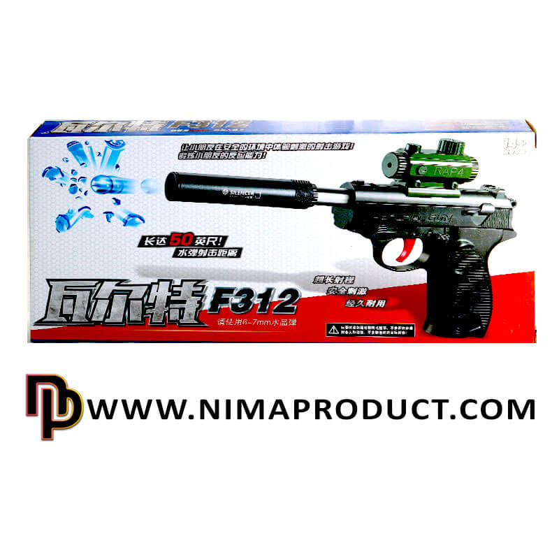تصویر تفنگ ساچمه ای مدل F312