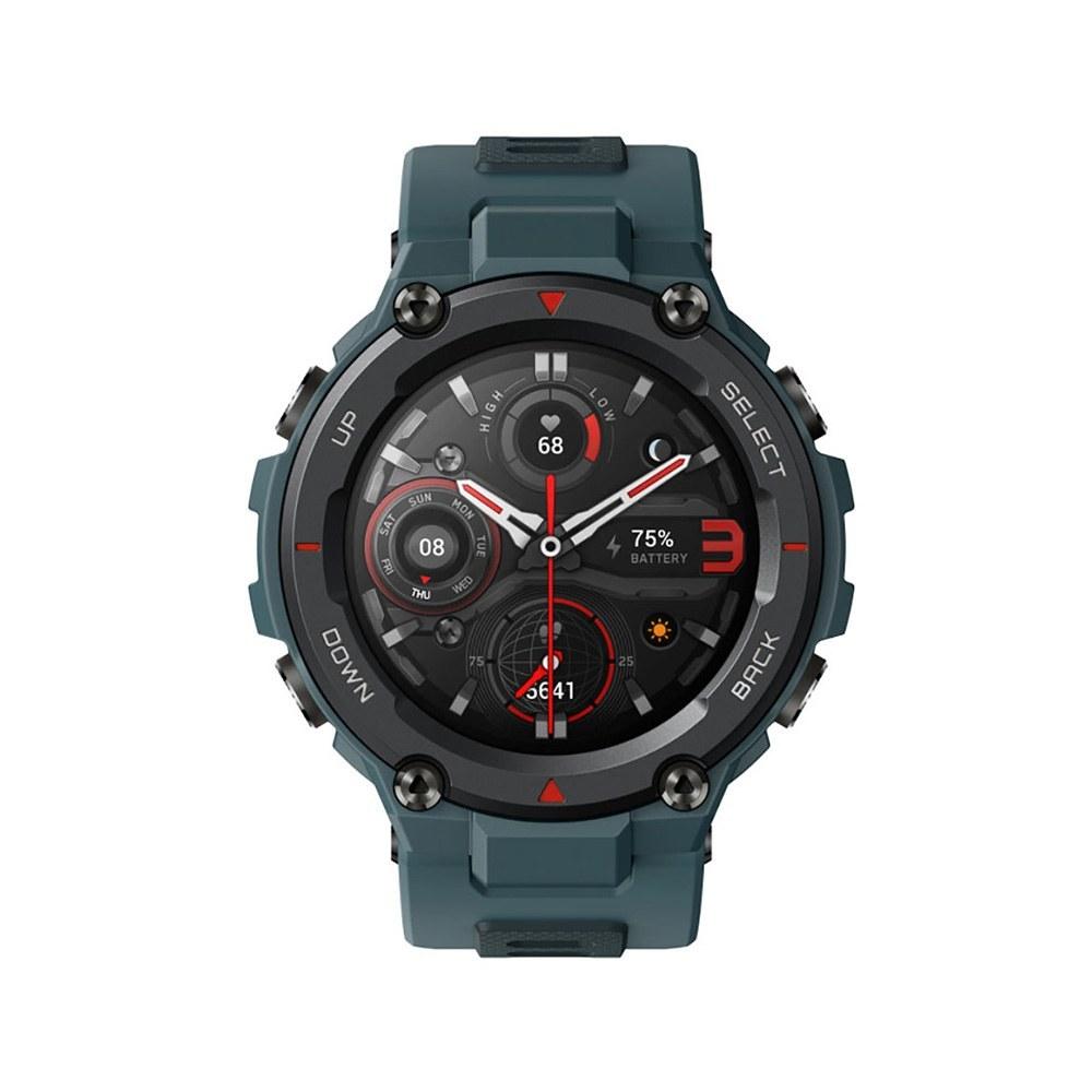 تصویر ساعت هوشمند شیائومی Amazfit T Rex ا Xiaomi Smart Watch Amazfit T Rex Green  Xiaomi Smart Watch Amazfit T Rex Green