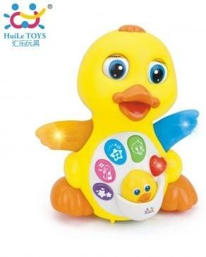 Huile Toys اردک موزیکال