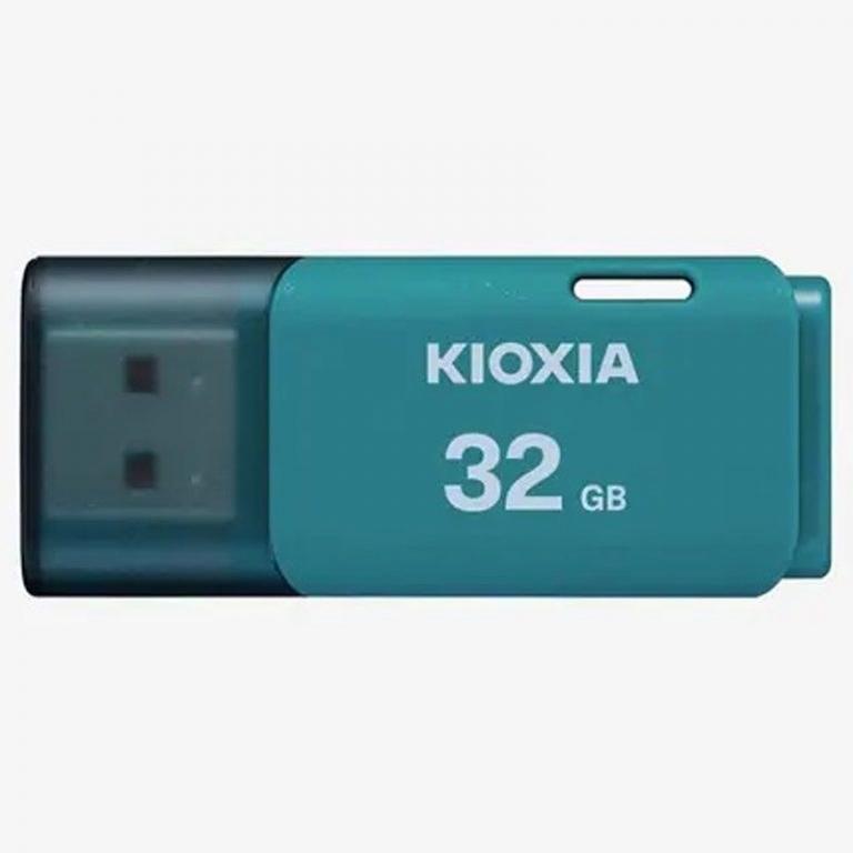 تصویر فلش ۳۲ گیگ کیوکسیا Kioxia U202 USB2