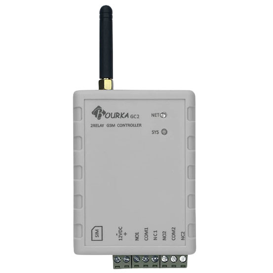 تصویر کنترلر سیم کارتی 2 کانال مدل GC2
