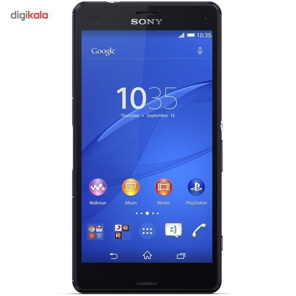 تصویر گوشی سونی اکسپریا Z3 Compact   ظرفیت 16 گیگابایت Sony Xperia Z3 Compact   16GB