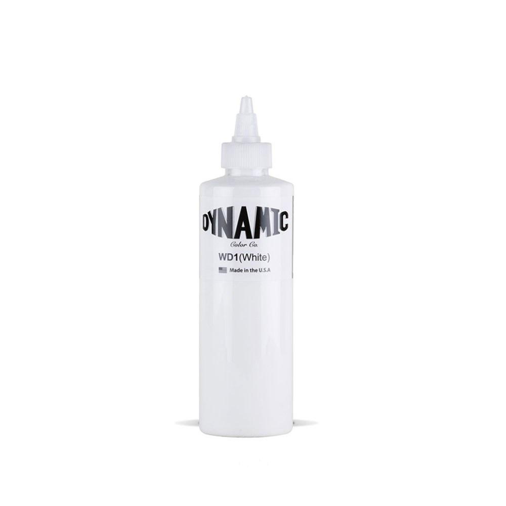 تصویر رنگ تاتو داینامیک سفید Dynamic white رنگ تاتو داینامیک سفید Dynamic white