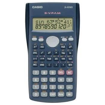 ماشین حساب کاسیو FX-82-MS | Casio FX-82 MS Calculator