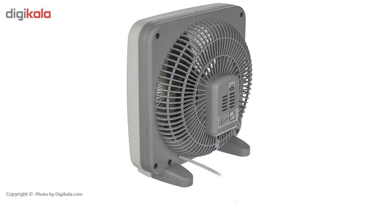 تصویر پنکه رومیزی دمنده سری هاله مدل FTF-20H2S ا FTF-20H2S series halo blower desktop fan FTF-20H2S series halo blower desktop fan