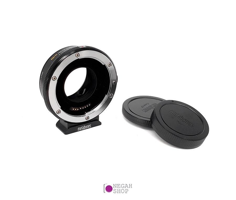 تبدیل لنزهای کانن EF به دوربین های سونی با مانت E برند Metabones Speed Booster Ultra 0.71x II |