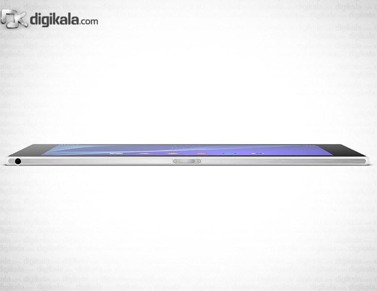 عکس تبلت سوني اکسپريا  زد 2 تبلت - واي فاي - 16گيگابايت Sony Xperia Z2 Tablet - Wi-Fi - 16GB تبلت-سونی-اکسپریا-زد-2-تبلت-وای-فای-16گیگابایت 4