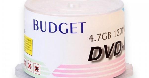 دی وی دی باجت قرمز  (BUDGET)