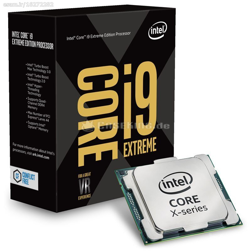 cpu core i9 extreme edition