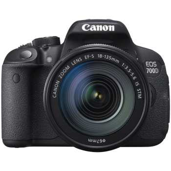 دوربین عکاسی کانن مدل  (Kiss X7i (700D با لنز EF-S 18-135 IS STM | Canon EOS Kiss X7i (700D) Kit EF-S 18-135 IS STM Digital Camera