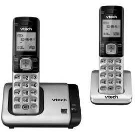 تلفن بی سیم وی تک مدل CS6719-2