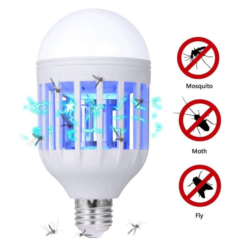 تصویر لامپ حشره کش ال ای دی ZAPPLIGHT