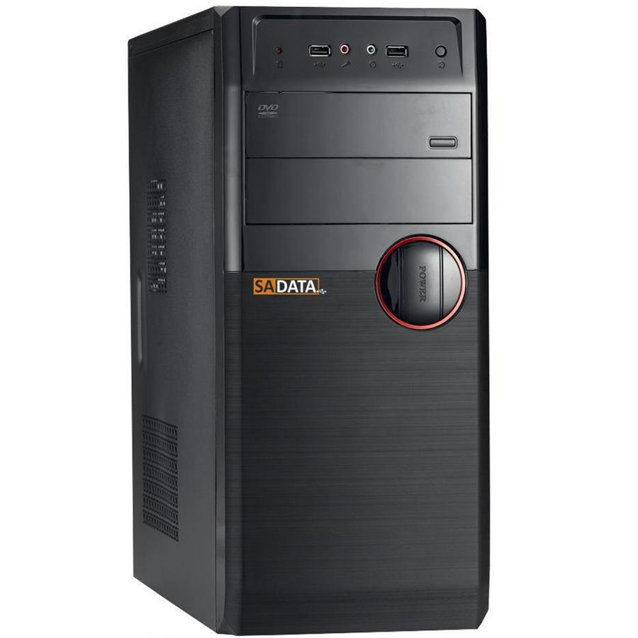 تصویر کیس کامپیوتر سادیتا مدل SC108 SADATA SC108 Computer Case