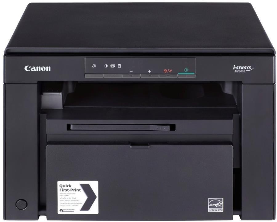 تصویر پرینتر چندکاره لیزری کانن مدل i-SENSYS MF3010 ا Canon i-SENSYS MF3010 Multifunction Laser Printer Canon i-SENSYS MF3010 Multifunction Laser Printer
