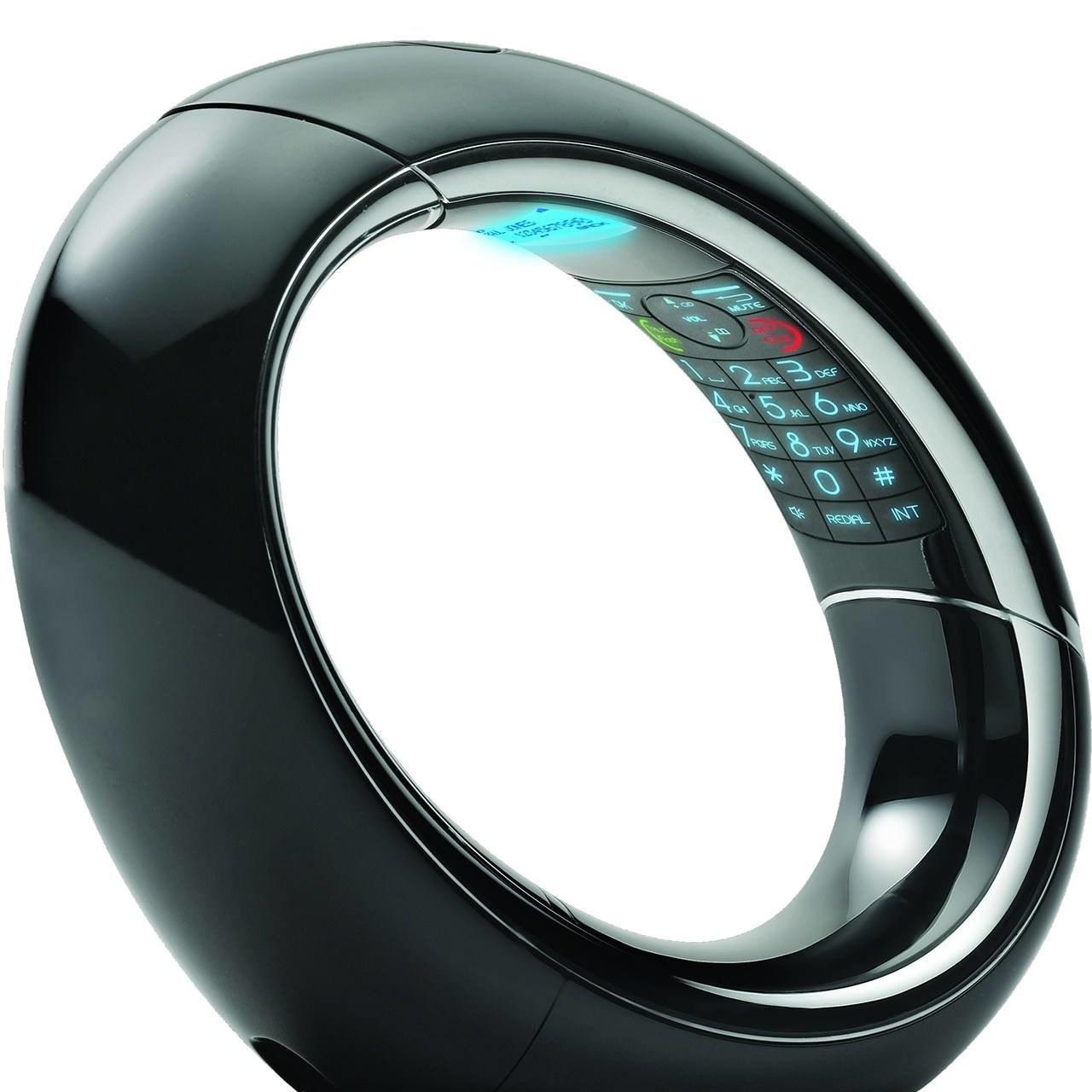 عکس تلفن بی سیم آ ا گ مدل Eclipse 10 AEG Eclipse 10 Wireless Phone تلفن-بی-سیم-ا-ا-گ-مدل-eclipse-10