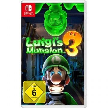تصویر خرید بازی Luigi's Mansion 3 - انحصاری نینتندو سوییچ