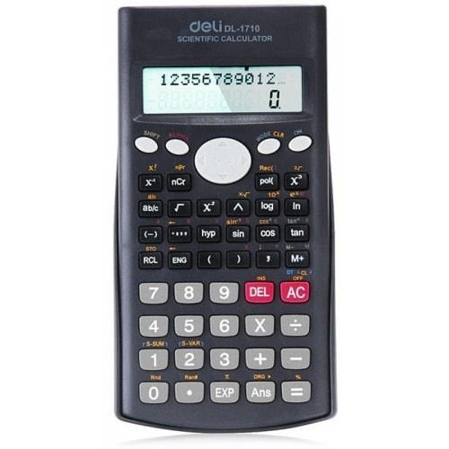 ماشین حساب مهندسی مدل 1710 دلی