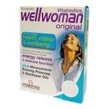 کپسول مولتی ویتامین ول وومن Vitabiotics WellWoman |