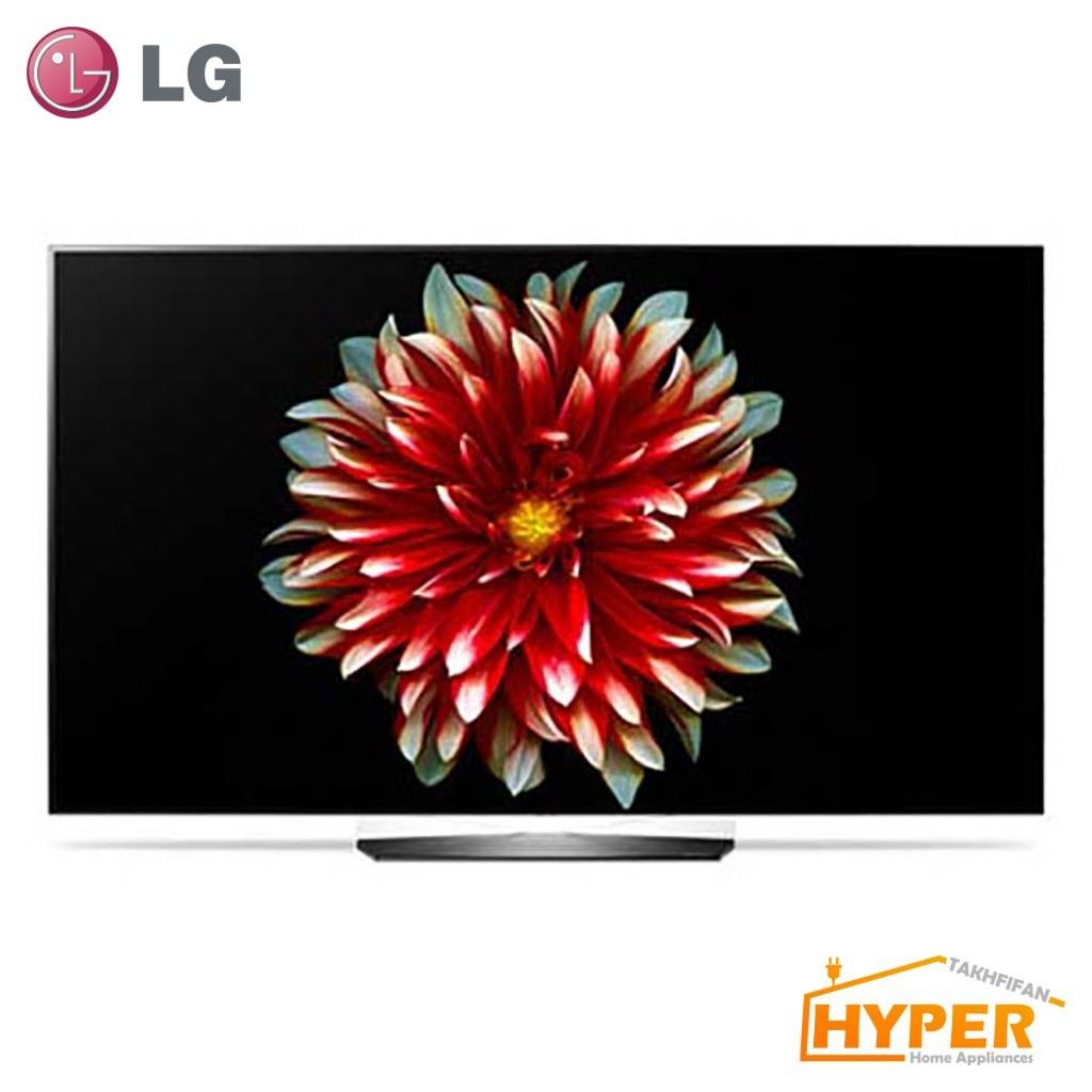 تصویر تلویزیون 55 اینچ ال جی مدل اولد A7GI LG OLED55A7GI TV