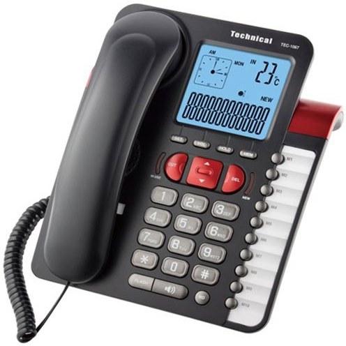 تصویر تلفن تکنیکال مدل TEC-1067
