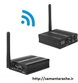 main images گیرنده صوتی بی سیم 2.4G