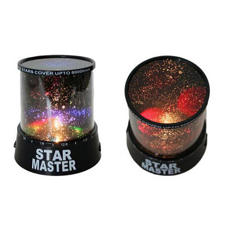 چراغ خواب موزيكال طرح ستاره Star Master | چراغ خواب موزيكال طرح ستاره Star Master