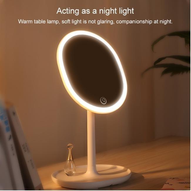 آینه میکاپ با چراغ 2 حالته لمسی جویروم Joyroom LED Mirror JR-CY268  