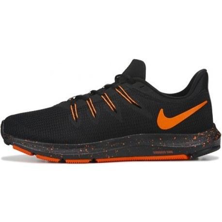 کفش مخصوص پیاده روی مردانه نایک مدل Nike Quest Speed Black Orange