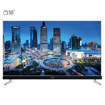 تصویر تلویزیون ال ای دی هوشمند ایکس ویژن مدل 50XKU575 سایز 50 اینچ ا X.Vision 50XKU575 Smart LED TV 50 Inch X.Vision 50XKU575 Smart LED TV 50 Inch