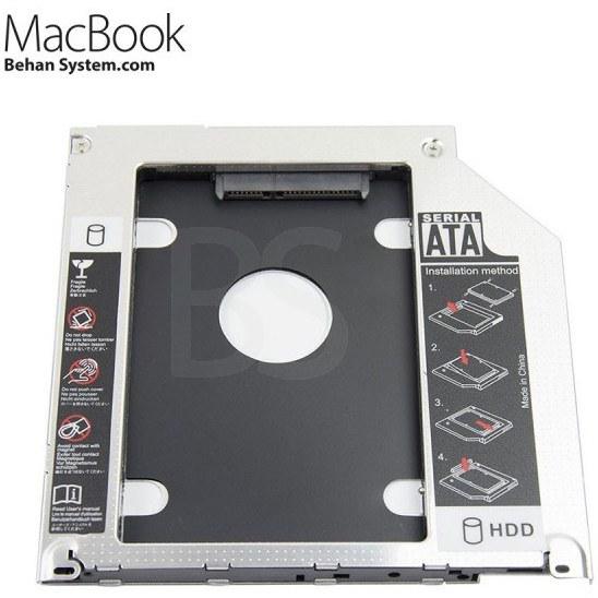درایو کدی مک بوک 13 اینچ مدل A1342 سال 2009 و 2010
