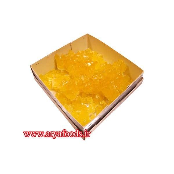 تصویر نبات پرده سنتی اعلا زعفرانی یزد 2 کیلوگرم