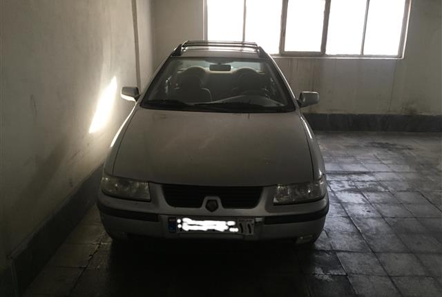 ایران خودرو، سمند، x7، 1383