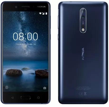 Nokia 8 | 64GB | گوشی نوکیا 8 | ظرفیت ۶۴ گیگابایت