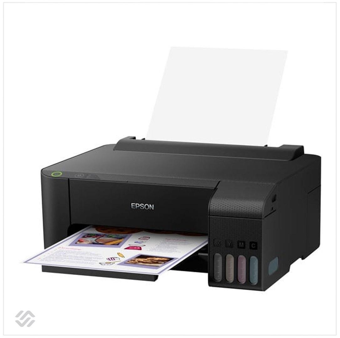 تصویر پرینتر جوهرافشان اپسون مدل L1110 Epson L1110 Inkjet Printer