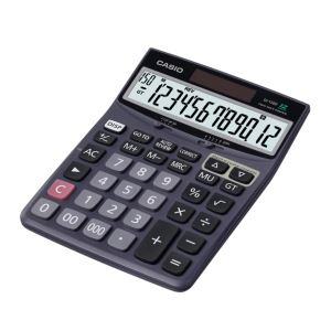 تصویر ماشین حساب مدل  DJ-120D کاسیو Casio DJ-120D calculator