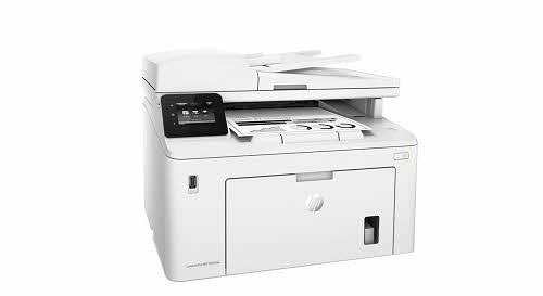 image پرینتر لیزری مدل MFP M227fdw اچ پی HP MFP M227fdw Laser Printer