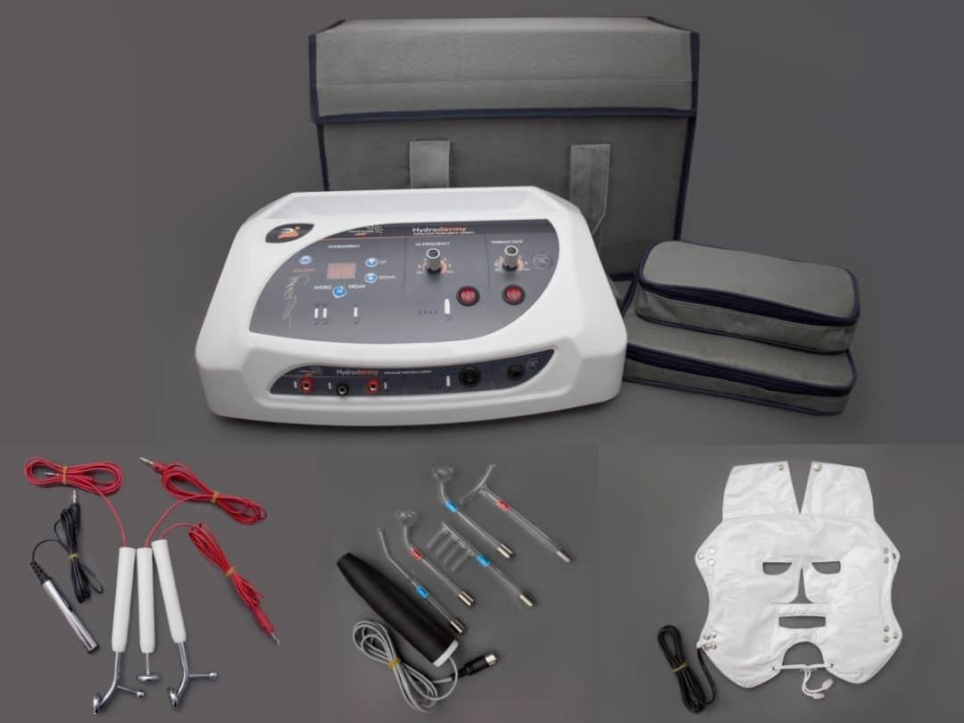 تصویر دستگاه هیدرودرمی گالوانیک هاینس
