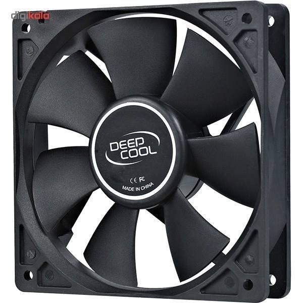 تصویر فن کیس دیپ کول XFAN 120U R/R 10 DEEPCOOL XFAN 120U R/R LED Case Fan