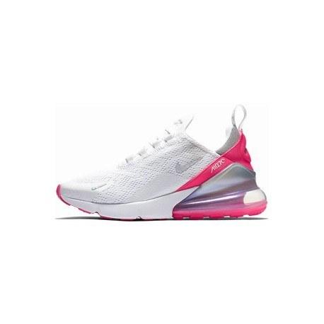 کفش مخصوص پیاده روی زنانه نایک مدل Nike Air Max 270 White pink