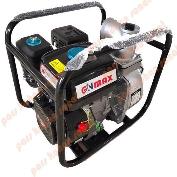 تصویر موتور پمپ بنزینی جی ان مکس کد7