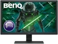 تصویر مانیتور گیمینگ بنکیو 27 اینچ مدل GL2780 BenQ 27 Inch 1080p Eye Care Gaming Monitor 1ms 75Hz LED (GL2780), Brightness Intelligence, Anti-glare, Flicker-free, Slim Bezel, Cable Management System, HDMI, ePaper Mode