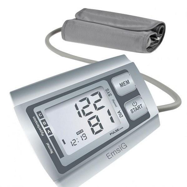 تصویر فشارسنج بازویی امسیگ BO20 Emsig BO20 Digital Blood Pressure