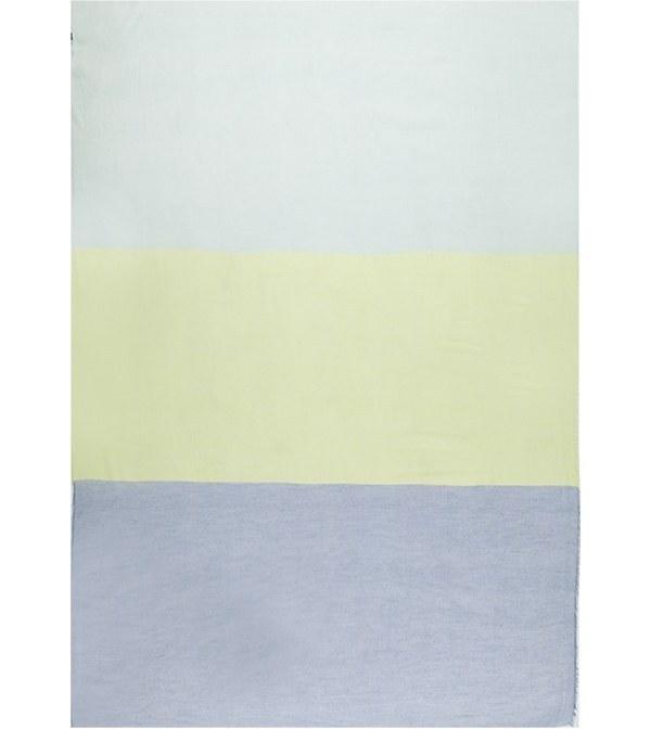 شال رنگی جوتی جینز Jooti Jeans