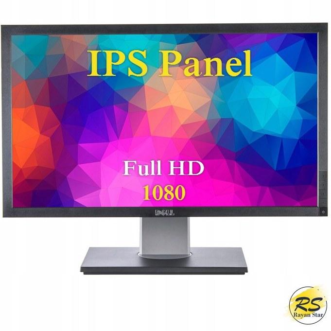 تصویر مانیتور 23 اینچ دل مدل Dell U2311H Dell UltraSharp U2311H 23 inch Monitor